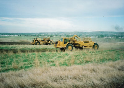 Stripping and Grubbing-Mass excavations-10