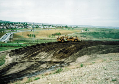 Stripping and Grubbing-Mass excavations-12