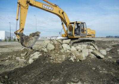 Stripping and Grubbing-Mass excavations-3